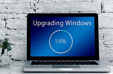 Upgrade von alter Windows-Version