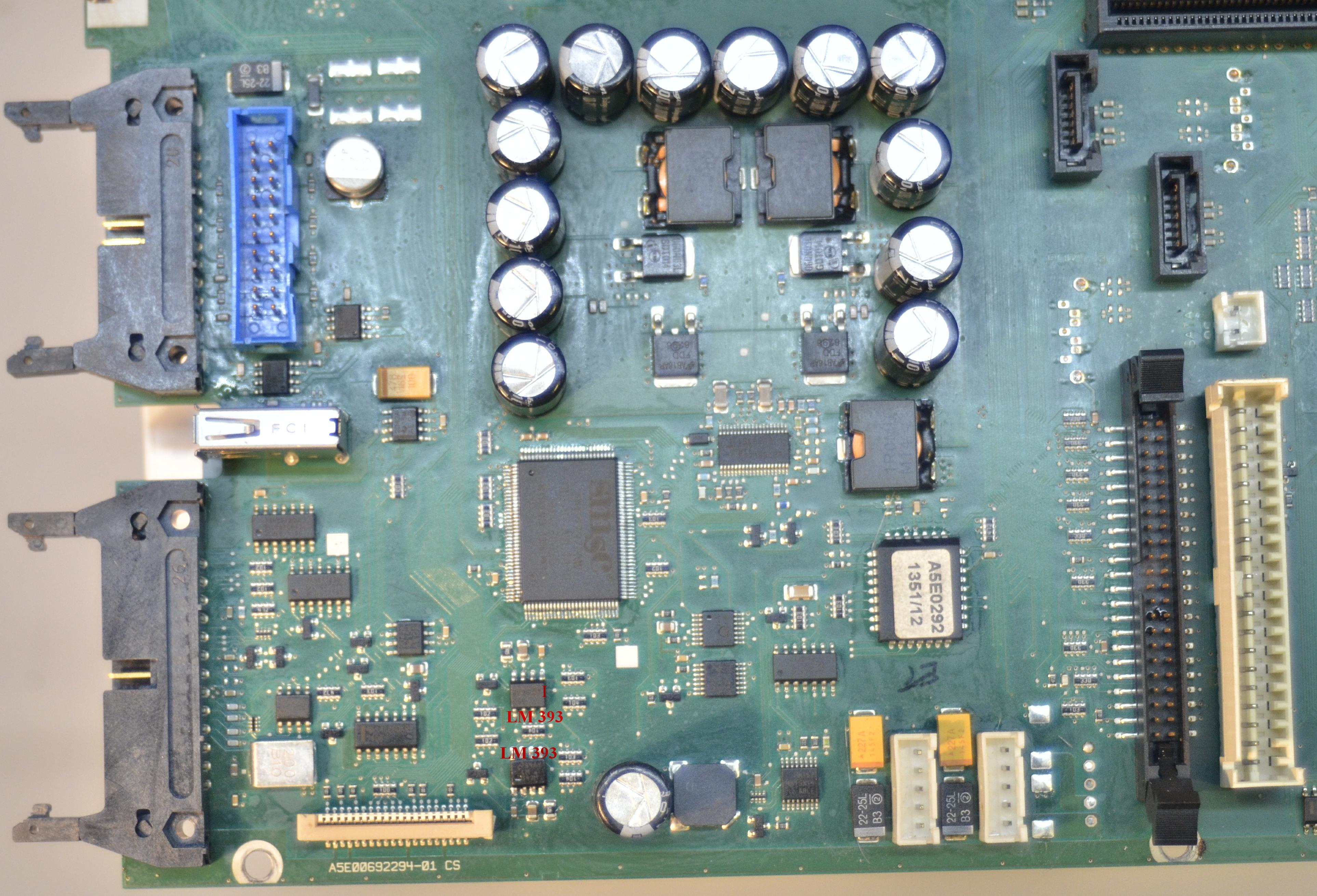 Siemens Sinumerik PCU 50.3-P Typ: 6FC5210-0DF33-2AA0 Repair fix Price